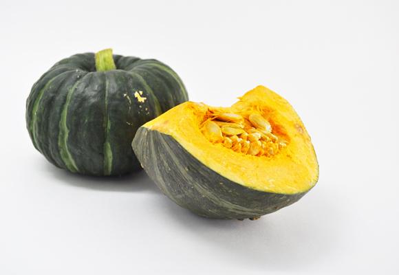 女性ホルモンバランスを調える食材・かぼちゃ